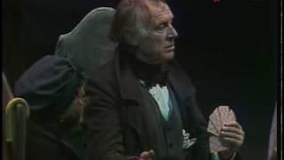 """Смоктуновский в спектакле МХАТ """"Господа Головлевы"""" 1986г."""