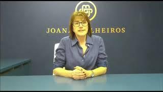 Depoimento de Joana Malheiros - Titular do Cartório de Registro Civil - ARPENRS