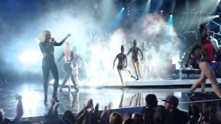 Iggy Azalea and Rita Ora Black Widow Live (VMA 2014)