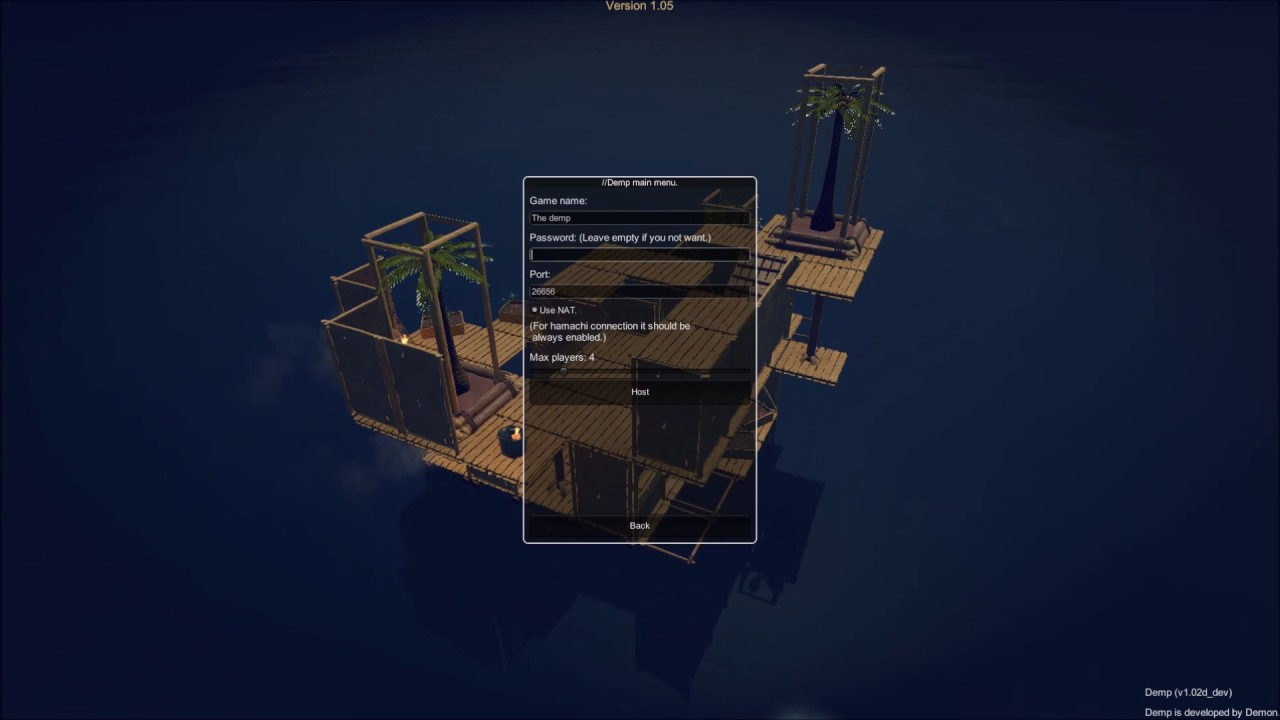 how to add multiplayer to raft