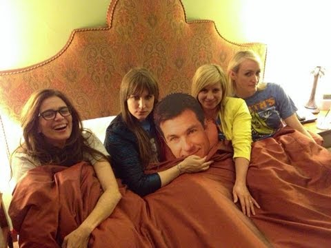 Arrested Development Slumber Party Geek-Out