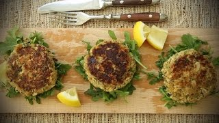 Salmon Recipes - How To Make Salmon Cakes