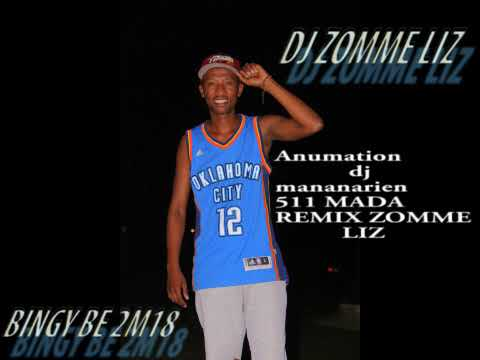 BINGI BE 2M18   Remix Club  DJ ZOMMA LIZ  511
