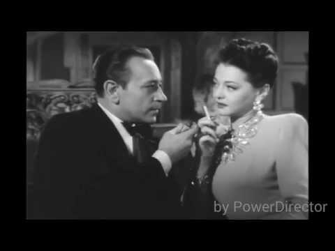 George Raft and Sylvia Sidney (Imagination)