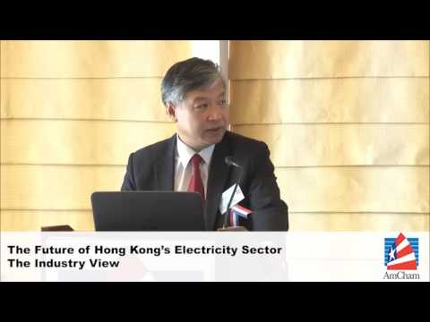 The Future of Hong Kong's Electricity Sector – The Industry View, Jun 15
