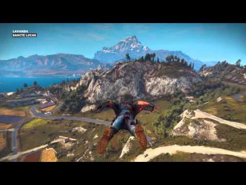 Just Cause 3 Gameplay Free Roaming