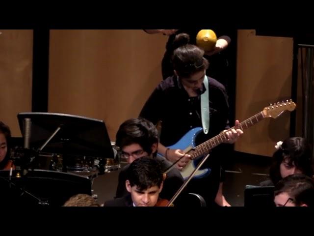 07 DHS Chamber Orchestra Evil Ways Santana