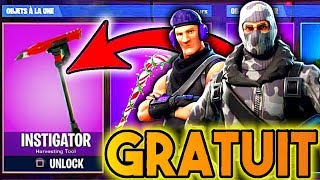 [FORTNITE] HAVE A NEW PIOCHE FREE WITH TWITCH PRIME!