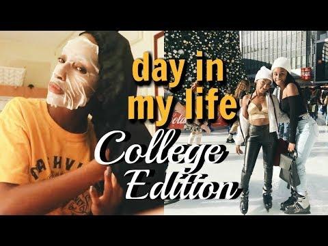 college day in my life ft. kianna naomi & itsbabyj