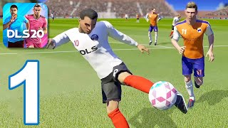 Dream League Soccer 2020 - Gameplay Walkthrough Part 1 - Tutorial (iOS, Android)
