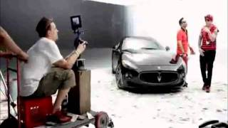 LLEGAMOS A LA DISCO - DADDY YANKEE [DETRAS DE CAMARAS VIDEO OFICIAL REMIX]REGGAETON 2011.wmv