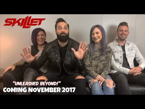 SKILLET UNLEASHED : BEYOND DELUXE ALBUM COMING NOVEMBER 17TH!!  MattSkilletGuy