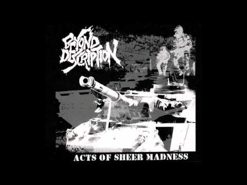 Beyond Description - Acts of Sheer Madness (2000) Full Album (Crust/Thrash)