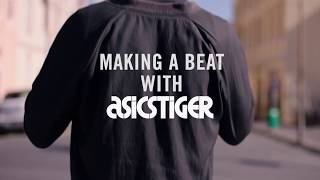 "ASICSTIGER ""Making a Beat"""