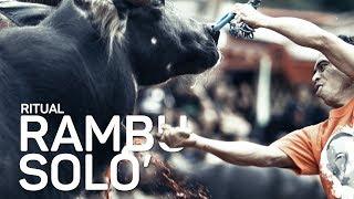 Rambu Solo\x27 - Mengantar Jiwa Si Mati Orang Toraja   Ritual