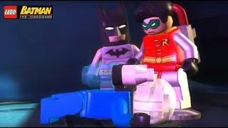 ⛄️LEGO Batman GAME An Icy Reception #Robin #Batman #Mr.Freeze🦇