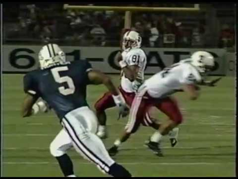 1999 - Stanford Football @ Arizona 50-22 Win en route to the Rose Bowl