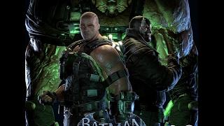 BATMAN ARKHAM ORIGINS GAMEPLAY DEFEATING TN-1 BANE