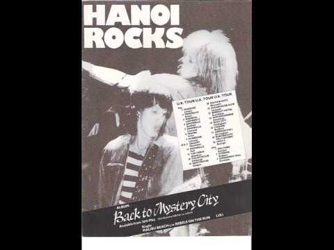 Hanoi Rocks - Newcastle Mayfair - Friday 20th May 1983