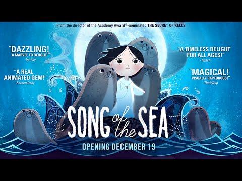 Песнь моря мультфильм о чем
