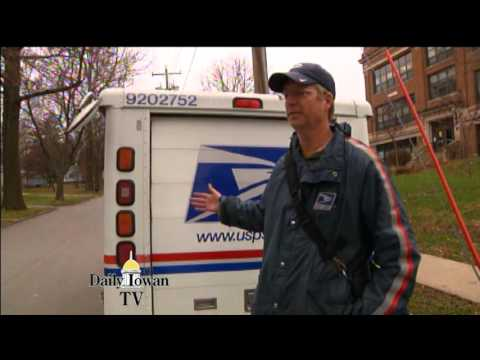 Day in the life of a mailman