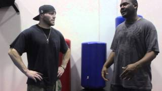 Justin Edwards Interview prior to UFC 138 fight