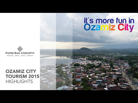 it's more fun in Ozamiz City | Tourism Video