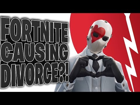 Fortnite Is Causing DIVORCES?!