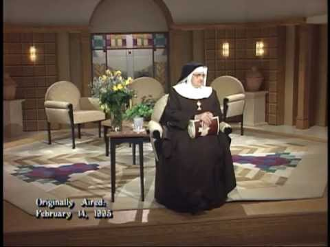 Mother Angelica Live Classic- TIME : God's Gift to us - 2-14-12
