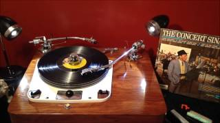 Baixar The Concert Sinatra Frank Sinatra Concert LP Record Played On A garrard 301 Turntable