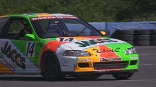 JACCS CIVIC (1993 JTC div.3 champion) @ Twin Ring Motegi , 9 September 2013 thumbnail