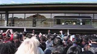 Emperor's Birthday at Imperial Palace, Tokyo 一般参賀