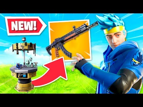 *new* Huge Update In Fortnite! New Skins, Weapons + More