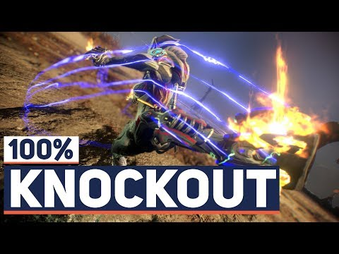 Warframe: Powerful The 100% Knockout