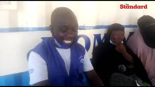 Families of people allegedly abducted by people suspected to be police officers Likoni,demand justic