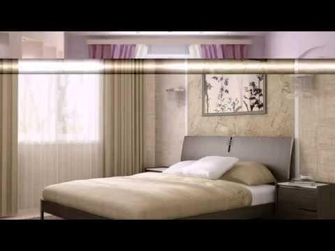 Спальни в светлых тонах 1