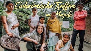 DIE GRÖßTE FLUSSINSEL DER WELT - Wir erkunden Majuli in Assam, Indien l Whats Next Weltreise 2019