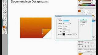 [AI] Document icon design