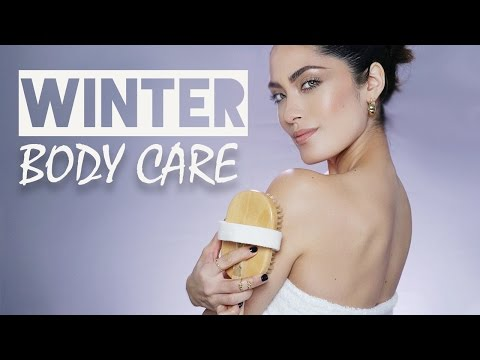 Winter Body Care: Dry Brushing, Hair Removal, Oat Baths and Tanning | Melissa Alatorre
