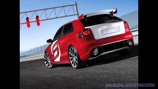 Audi A3 TDI Clubsport Quattro Videos