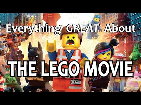 Thumbnail: Everything GREAT About The Lego Movie!