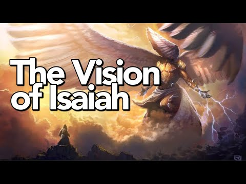 The Vision & Apocalypse Of Isaiah - Flat Earth