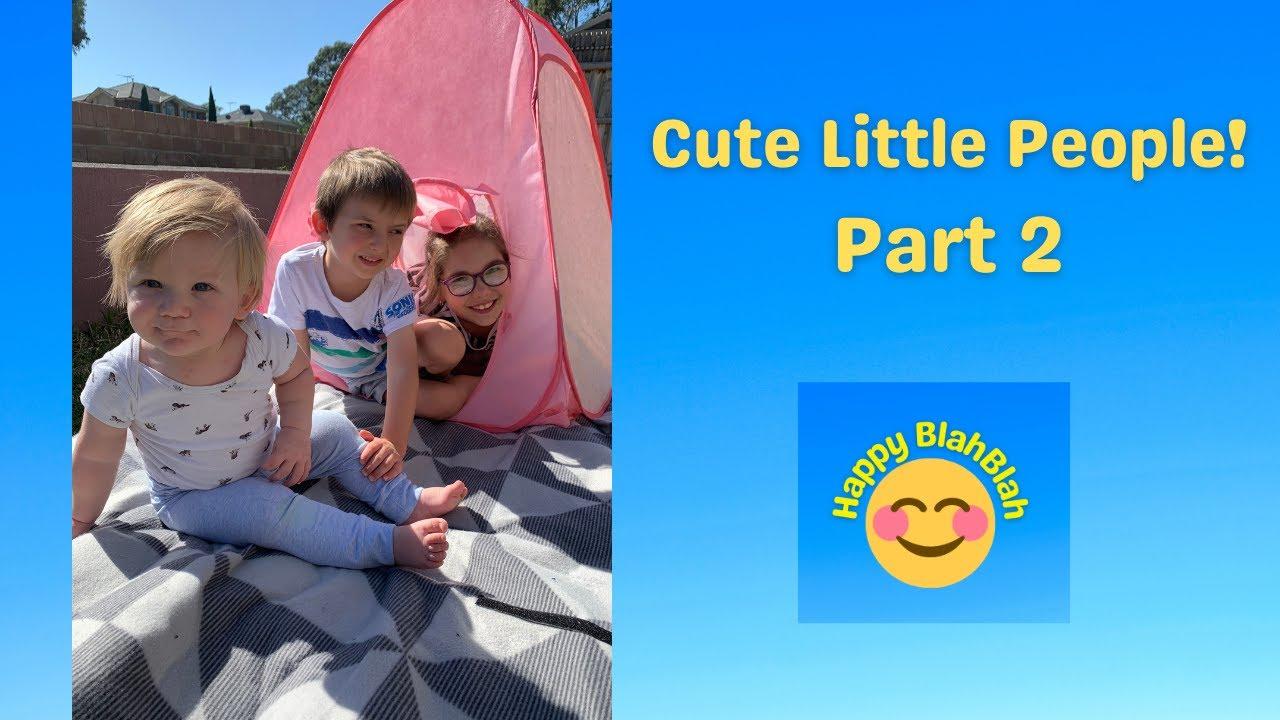 Cute Little People Compilation | Part 1