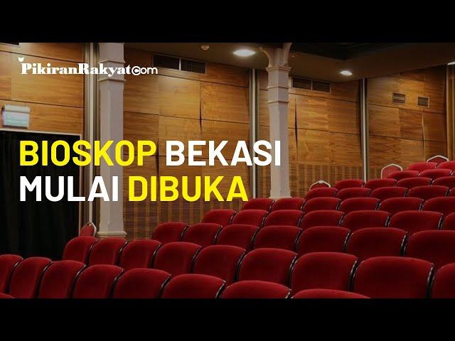Bioskop di Bekasi Mulai Dibuka Hari Ini, Rahmat Effendi: Semua Pelaku Usaha Harus Taati Prokes
