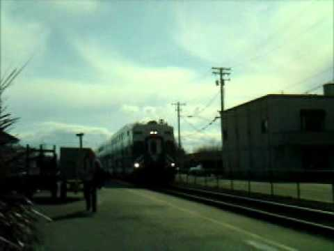 Sounder Commuter Trains
