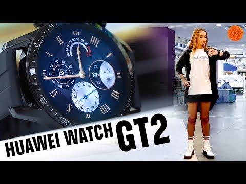 Huawei Watch GT 2: НЕХИЛЫЙ АПГРЕЙД! | Обзор смарт-часов