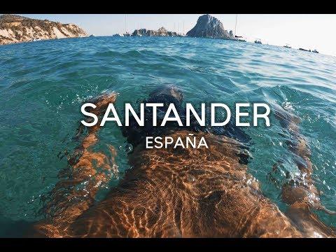 Que hacer y ver en Santander, España || España #1