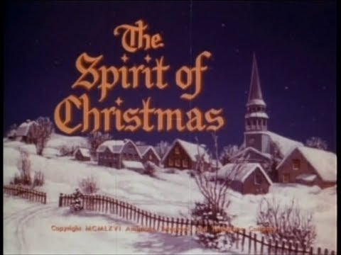The Spirit of Christmas - Mabel Beaton Marionettes and Bell Telephone AT&T
