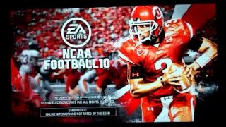 NCAA Football 10 (PS3)