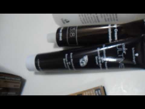 Schwarzkopf Color Ultime Hair Color Cream, 3 8 Velvet Brown review